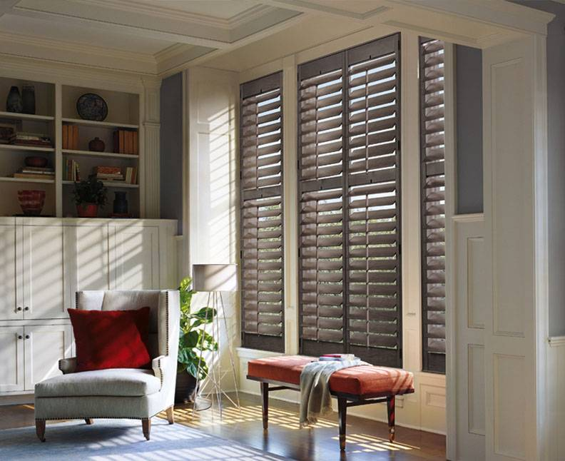 Norman Shutters Woodlore Composite