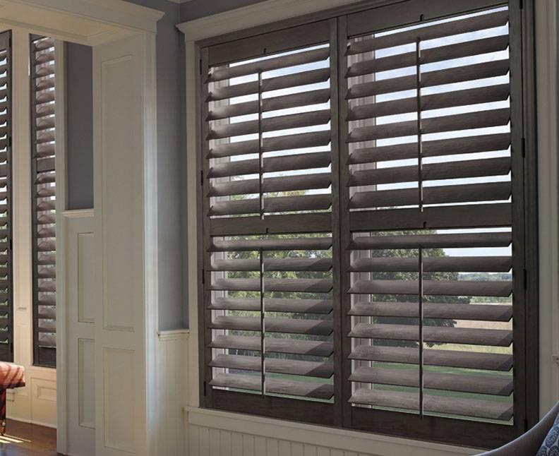 Norman Shutters Woodlore Composite Shutters Xpo Blinds