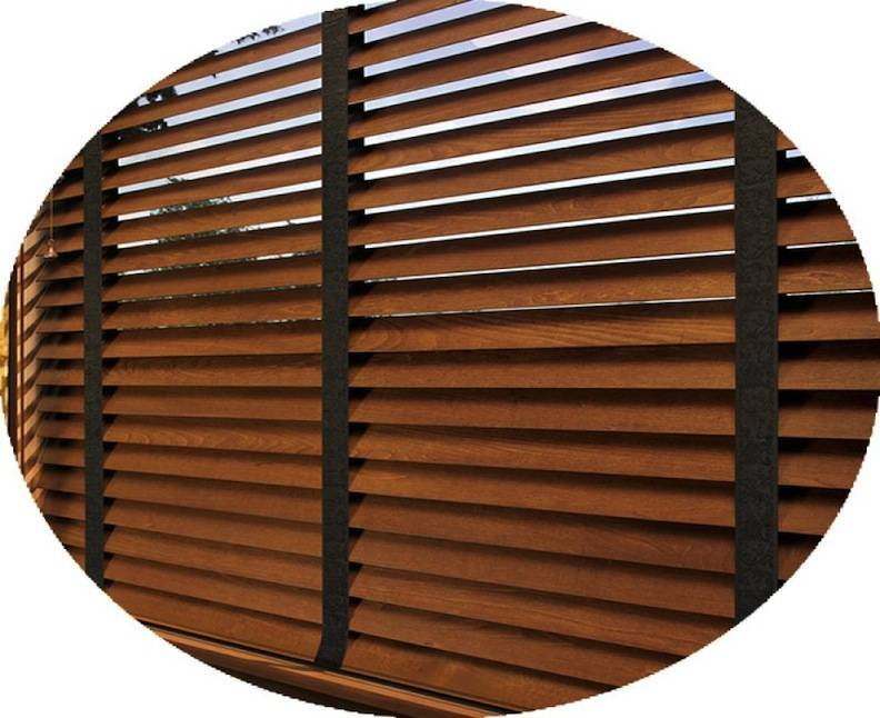 Wood Blinds - XPO Blinds