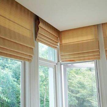 XPO Blinds Custom Roman Shades